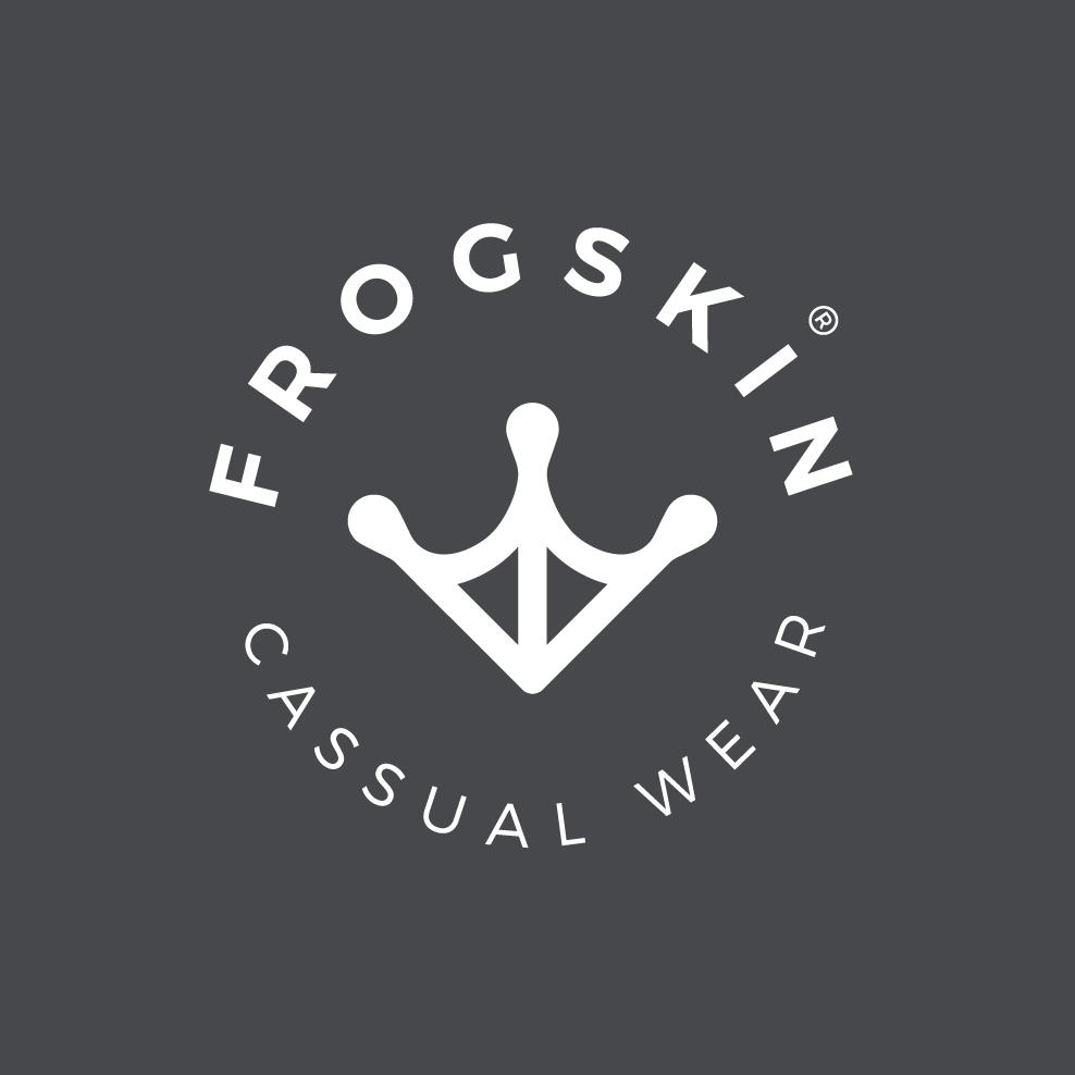 identidad corporativa frogskin