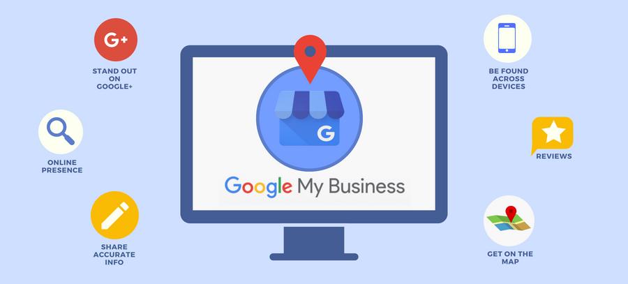 Cómo aparece mi empresa en Google