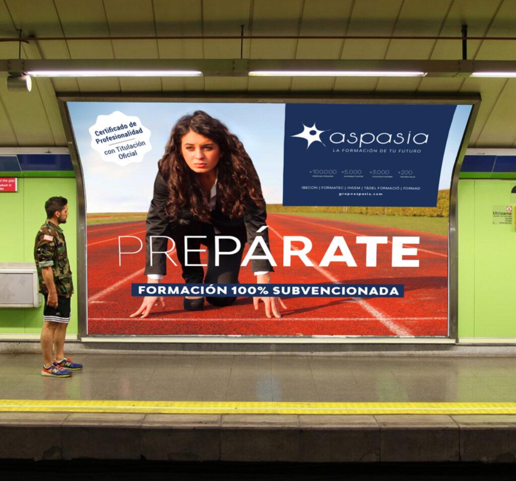 Campaña Aspasia